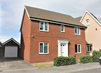 Thumbnail 4 bed detached house for sale in Anson Road, Upper Cambourne, Cambourne