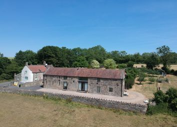 Thumbnail 4 bed barn conversion to rent in Tunley Road, Dunkerton, Bath