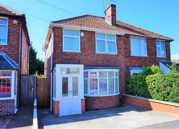 3 bed semi-detached house for sale in Welcombe Avenue, Braunstone Town LE3