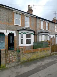 Thumbnail 4 bedroom terraced house for sale in De Montfort Road, Reading