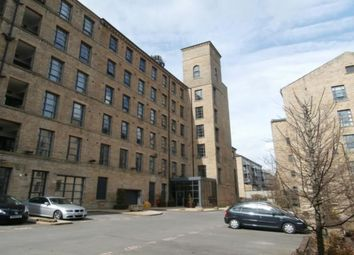 Thumbnail 2 bed flat for sale in Stoney Lane, Longwood, Huddersfield