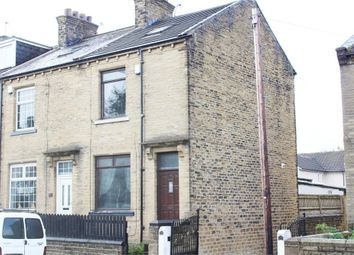 Thumbnail 2 bedroom end terrace house for sale in Broad Lane, Bradford, West Yorkshire