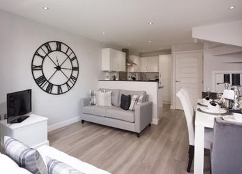 """Thumbnail 4 bed semi-detached house for sale in """"Hawley"""" at Waterpark Drive, Liverpool"""