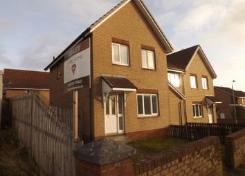Thumbnail 3 bed terraced house to rent in Thrashbush Road, Airdrie, North Lanarkshire