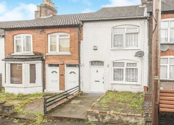 Thumbnail 2 bed terraced house for sale in Salisbury Road, Luton, Bedfordshire