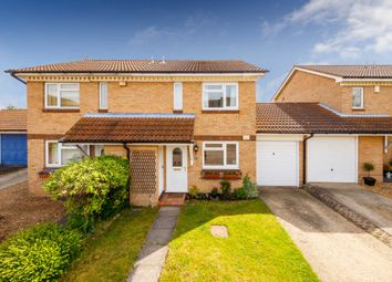 Thumbnail 2 bed semi-detached house for sale in Orwell View, Clothall Common, Baldock