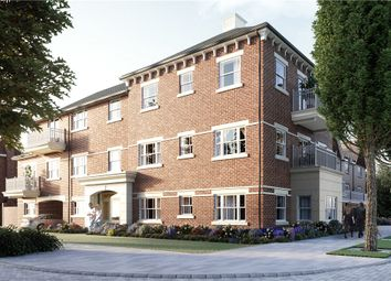 Thumbnail 1 bed flat for sale in Pyestock Way, Fleet, Hampshire