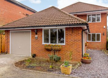 Thumbnail 4 bed detached house for sale in Blackwood, Coalville, Leicestershire