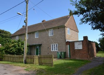Thumbnail 3 bed semi-detached house to rent in St. Mary In The Marsh, Romney Marsh