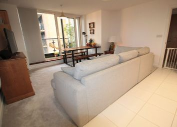 Thumbnail 2 bed flat for sale in Ferry Court, Cardiff Bay