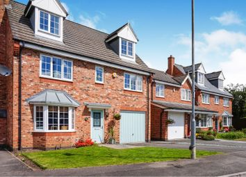 Thumbnail 5 bed detached house for sale in Hickling Close, Rothley