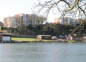 Thumbnail 2 bed flat to rent in Hartslock Court, Pangbourne, Reading