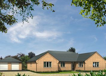 Thumbnail 4 bed detached bungalow for sale in Pierce Lane, Fulbourn, Cambridge