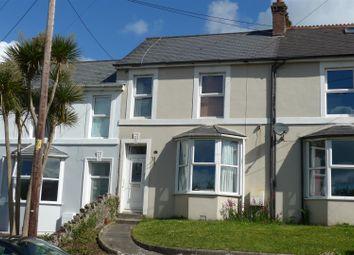 Thumbnail 3 bed terraced house for sale in Clifton Terrace, Liskeard