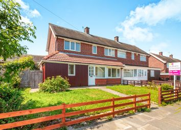 Thumbnail 3 bed semi-detached house for sale in Eskdale Road, Kimberworth Park, Rotherham
