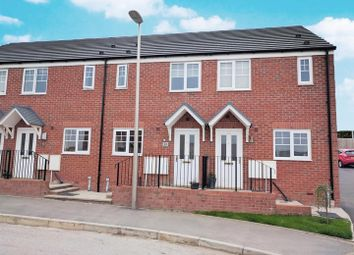 Thumbnail 2 bed terraced house to rent in Brimstone Road, Winsford