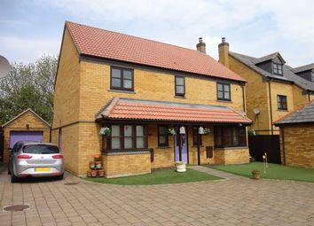 4 bed detached house for sale in Gainsborough Close, Grange Farm, Milton Keynes MK8