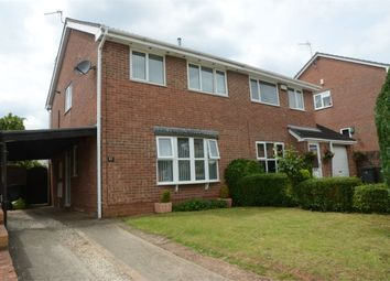 Thumbnail 5 bed semi-detached house for sale in Exley Close, North Common, Bristol