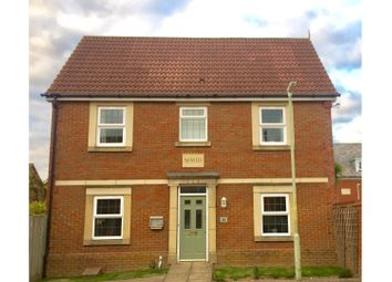 Thumbnail 3 bed semi-detached house for sale in Octavian Way, Ashford