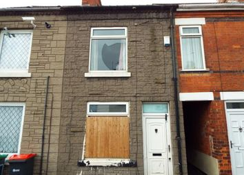 Thumbnail 3 bedroom terraced house for sale in St. Michael St, Sutton In Ashfield, Nottingham, Nottinghamshire