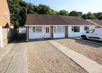 Thumbnail 2 bed semi-detached bungalow for sale in Woodland Avenue, Hutton, Brentwood