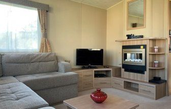 2 bed mobile/park home for sale in 2012 Abi Appleby, Goodrington, Paignton, Devon TQ4