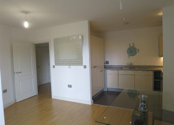 Thumbnail 1 bed flat to rent in Central Way, London