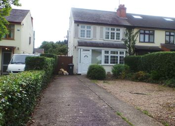 Thumbnail 3 bed semi-detached house for sale in St Denys Road, Leicester