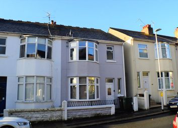 Thumbnail 3 bed terraced house to rent in Meredith Road, Plymouth