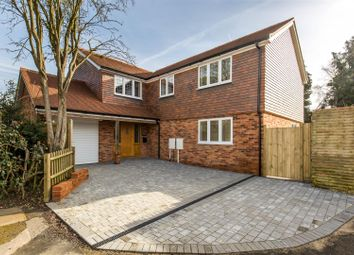 Thumbnail 4 bed detached house for sale in Bond Close, Knockholt, Sevenoaks