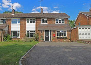 St. Leonards Road, Horsham RH13. 4 bed semi-detached house