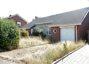 Thumbnail 2 bed semi-detached bungalow for sale in Rosedale, Worksop