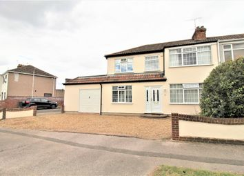 4 bed end terrace house for sale in Laburnum Avenue, Hornchurch, Essex RM12