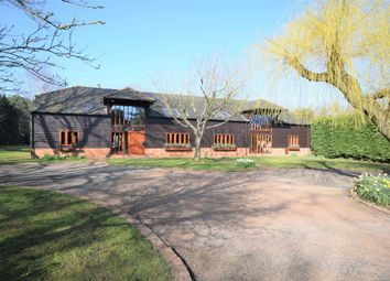 Thumbnail 6 bed barn conversion for sale in Pested Lane, Challock, Ashford