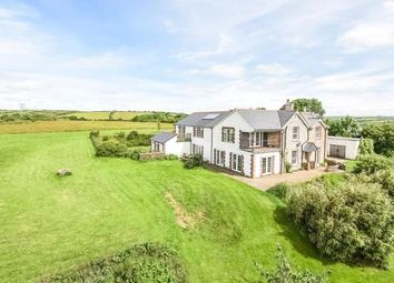 Thumbnail 4 bed detached house for sale in Draynes, Liskeard, Cornwall