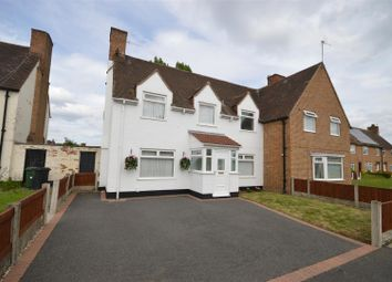Thumbnail 3 bedroom semi-detached house for sale in New Hey Road, Upton, Wirral