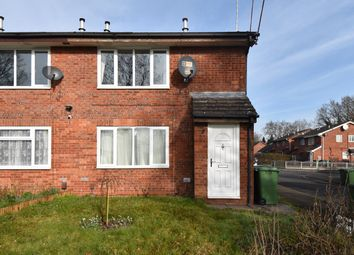 Thumbnail 1 bedroom maisonette for sale in Hawkesbury Close, Church Hill South, Redditch