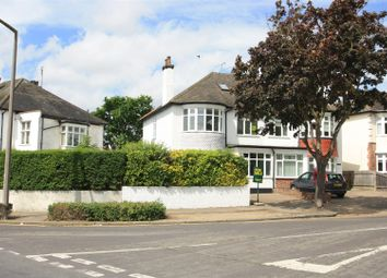 Thumbnail 4 bed semi-detached house for sale in Ridgeway Gardens, Westcliff-On-Sea
