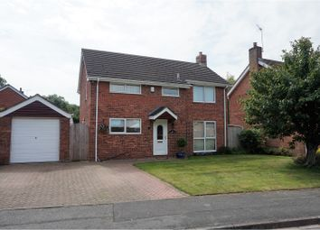 Thumbnail 4 bed detached house for sale in Plemstall Way, Chester