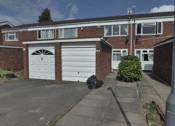Thumbnail 2 bed terraced house for sale in Halladale, Kings Norton, Birmingham
