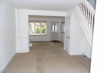 Thumbnail 2 bed end terrace house to rent in Cowper Road, Rainham