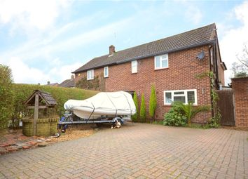 3 bed semi-detached house for sale in Branksome Hill Road, College Town, Sandhurst GU47
