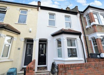 Thumbnail 4 bed terraced house for sale in Lebanon Road, Addiscombe, Croydon