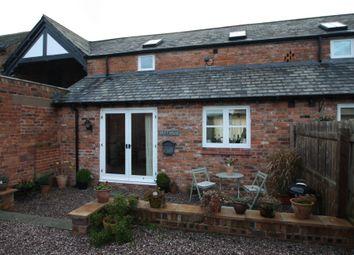 Thumbnail 2 bed barn conversion to rent in Iddenshall, Tarporley