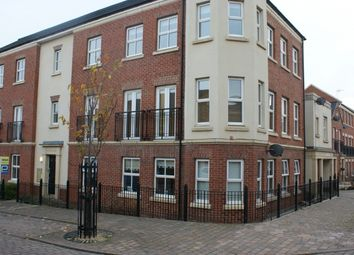 Thumbnail 2 bed flat for sale in Brass Thill Way, Westoe Crown Village, South Shields