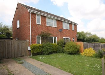Thumbnail 3 bed semi-detached house to rent in Gainsborough Road, Stamford