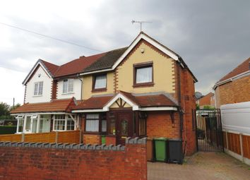 3 bed semi-detached house for sale in Leighton Road, Bilston WV14