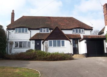 Thumbnail 5 bed detached house to rent in Pine View Close, Haslemere