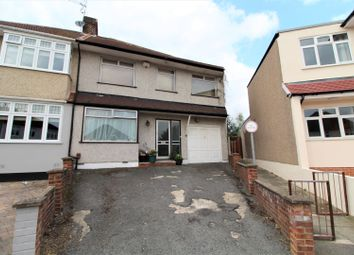 Thumbnail 5 bedroom semi-detached house for sale in Edwin Close, Bexleyheath