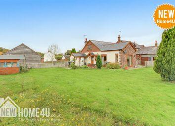 Thumbnail 3 bed detached house for sale in Tir Y Fron Lane, Pontybodkin, Mold